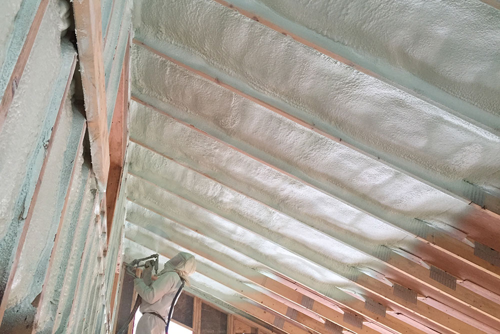 Insulating Walls and Floor